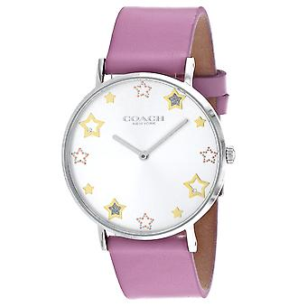 Coach Women's Perry Silver Dial Watch - 14503243
