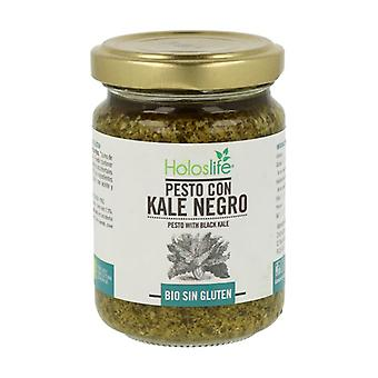 Pesto with Kale Black Bio 130 g