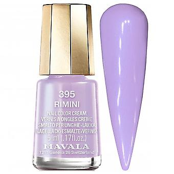 Mavala Pastel Fiesta 2021 Spring/Summer Nail Polish Collection - Rimini (395) 5ml