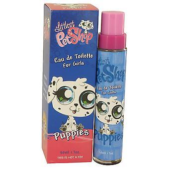 Littlest Pet Shop Puppies Eau De Toilette Spray By Marmol & Son 1.7 oz Eau De Toilette Spray
