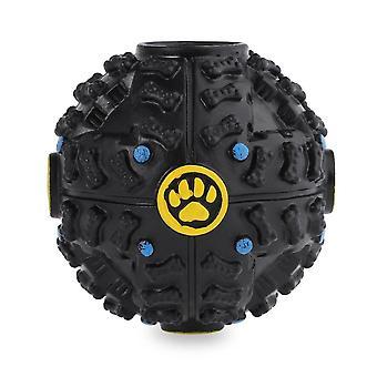 Tromba suono perdita cibo palla animale shrieking giocattolo