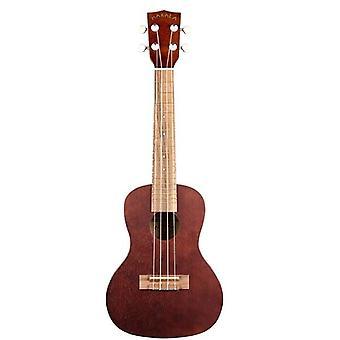 Makala concert mahogany ukulele by kala (mk-c)