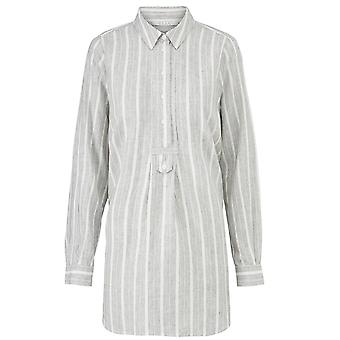 Masai Clothing Gene Striped Shirt