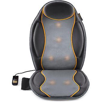 Medisana MC 810 Autositzauflage, Massageauflage mit Vibrationsmassage, 9 Massageprogramm,