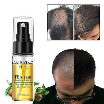 Tea Tree- Nourishing Hair Treatment Liquid For Hair Growth Essential Oil, Hair