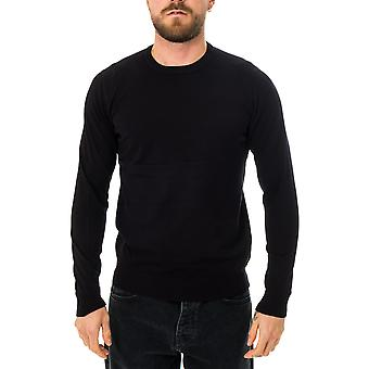 John Richmond sweater evilhod men's sweater uma20123.blk