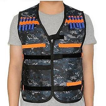 Kids Tactical Vest Suit, N-strike Elite Series Accessories Hot