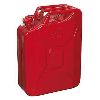 Sealey Jc20 Jerry Can 20Ltr - rød