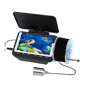 "Fisk Finder Undervanns Isfiske Kamera 4.3"" Lcd-skjerm"