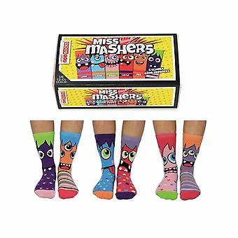 Gifts for Girls - Novelty Odd Socks
