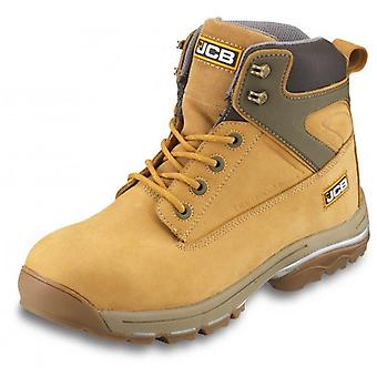 Jcb fast track work safety boot
