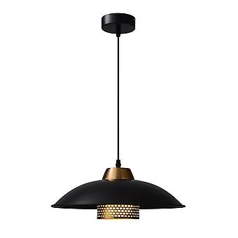 Minimalist wrought iron chandeliers,  220V without light source, E27 light source wrought iron