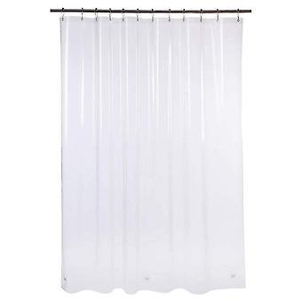 Läpinäkyvä kylpyhuone Home Shower Curtains Sp