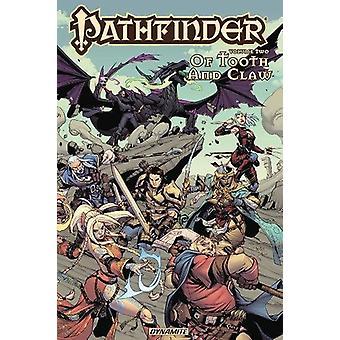 Pathfinder, Volume 2: Van Tand & Klauw