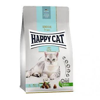 Happy Cat Sensitive Light (Low Fat) (Cats , Cat Food , Dry Food)