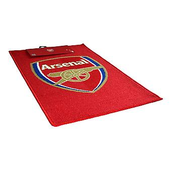 Arsenal Crest Teppich