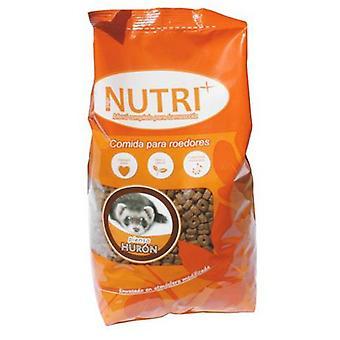 Nutriplus Экструдированный хорек для гурманов (маленькие домашние животные, сухой корм и смеси)