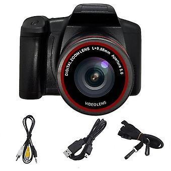 Новые цифровые видеокамеры HD 1080p камера видеокамера профессиональная 16-кратный цифровой зум записывающая камера анти-тряска видеокамера ручная