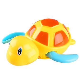 Baby Bath Toys,baby Bathtub Wind Up Turtle Toys, Cute Fun Multi(GROUP1)