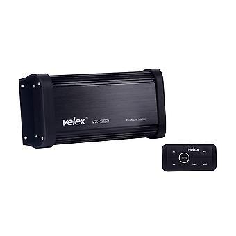 Waterproof Marine Bluetooth Amplifier With Usb