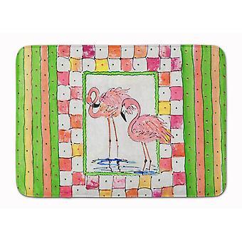 Caroline's Treasures Bird - Tappeto da pavimento flamingo, 19 X 27, Multicolor