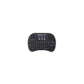 Rii i8 mini 2.4G Wireless Touch Pad Fly Air Mouse Backlit Gaming Keyboard Control with Multi-touch