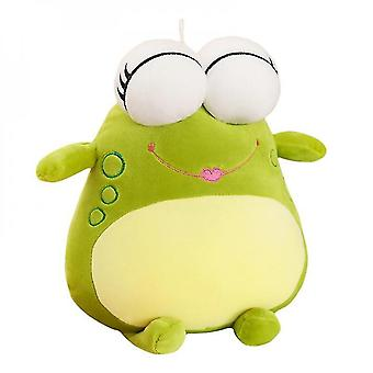 Frog Stuffed Animal Baby Toy Frog Sleeping Creative Pillow Doll For Toddler L4mc|plush Pillows