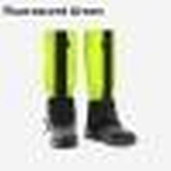 Legging gaiters waterproof leg covers for camping climbing skiing desert boots shoes snow gaiters legs protection