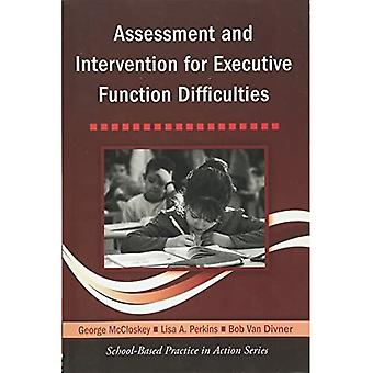 Assessment and Intervention for Executive Function Difficulties (School-based Practice in Action Series)