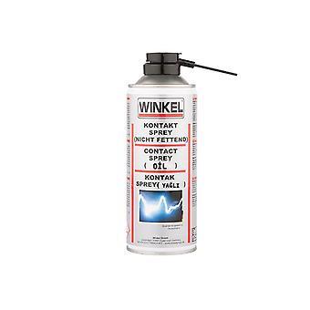 Spray nettoyant pour contact électrique