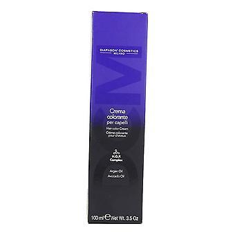 Diapasón de colorante permanente Lisap N 7.78 (100 ml)