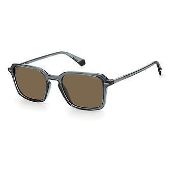 Polaroid PLD2110/S KB7/SP Grey/Bronze Polarised Sunglasses