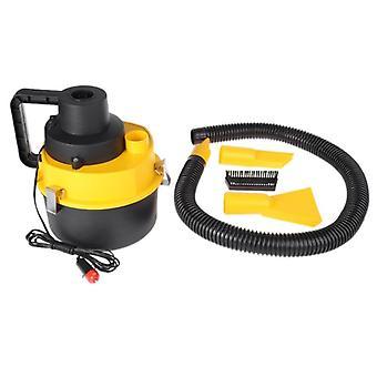 12V bärbar handhållen bildammsugare Automatisk våt torr dammsugare med dubbla antag