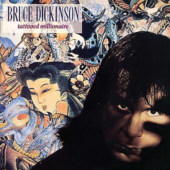Bruce Dickinson - Tattooed Millionaire Vinyl