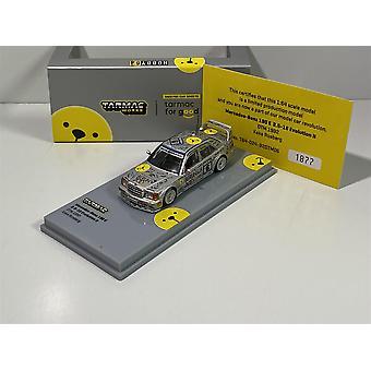 Mercedes 190E 2.5 18 EVO II DTM 1992 Keke Rosberg 1:64 Tarmac T64-024-92DTM06