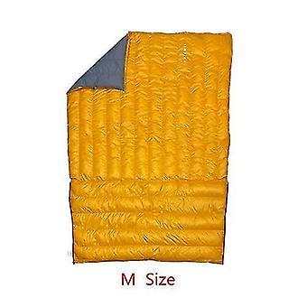 20D winter herfst lente 90% witte eend naar beneden mummie slaapzak deken mat quilt hangmat underquilt