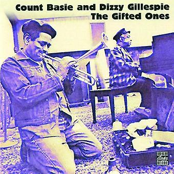 Basie/Gillespie - Gifted Ones [CD] USA import