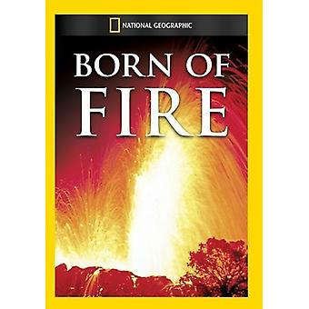 Born of Fire [DVD] USA import