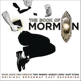 Cast Recording - The Book of Mormon [Original Broadway Cast] [CD] USA import