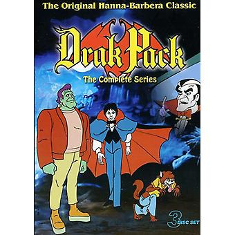 Drak Pack : Complete Series [DVD] USA import