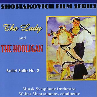 D. Shostakovich - Shostakovich: The Lady and the Hooligan; Ballet Suite No. 2 [CD] USA import