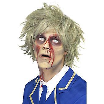 Zombie, šedá