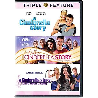 Cinderella Story Collection [DVD] USA tuonti