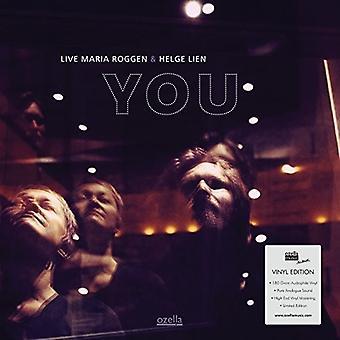 Roggen, Maria / Lien, Helgr - You [Vinyl] USA import