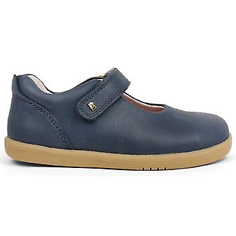 Bobux I-walk Girls Delight Shoes Navy