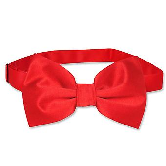 Vesuvio Napoli BOWTIE Solid Men's Bow Tie for Tuxedo or Suit