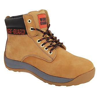 Result Mens Work-Guard Strider S1P Lace Up Safety Boots