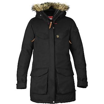 Fjallraven Women's Nuuk Parka - Black