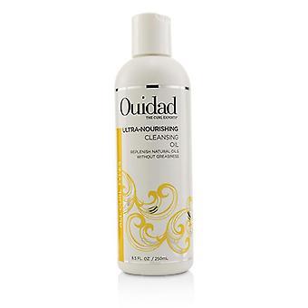 Ouidad ultra-voedende reinigingsolie (alle curl-types)-250ml/8.5 oz