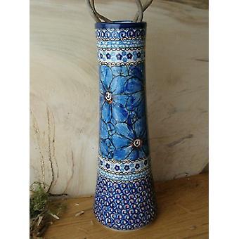 Vase, env. 25 cm, unique 4 - BSN 2298 peint différemment